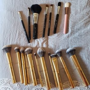 Makeup Brushes by Sigma & Morphe